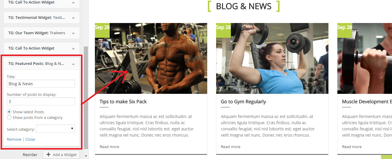 FitClub Featured Post