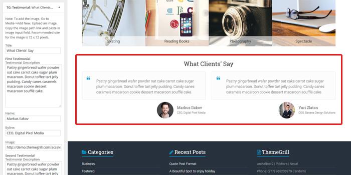 business-testimonials-widget