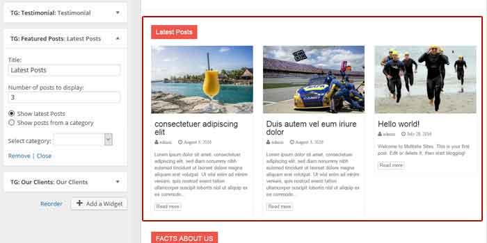 business-image-featured-posts-widget