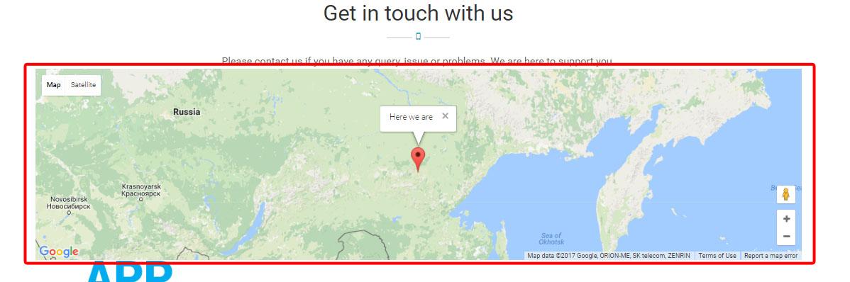 gmap-widget