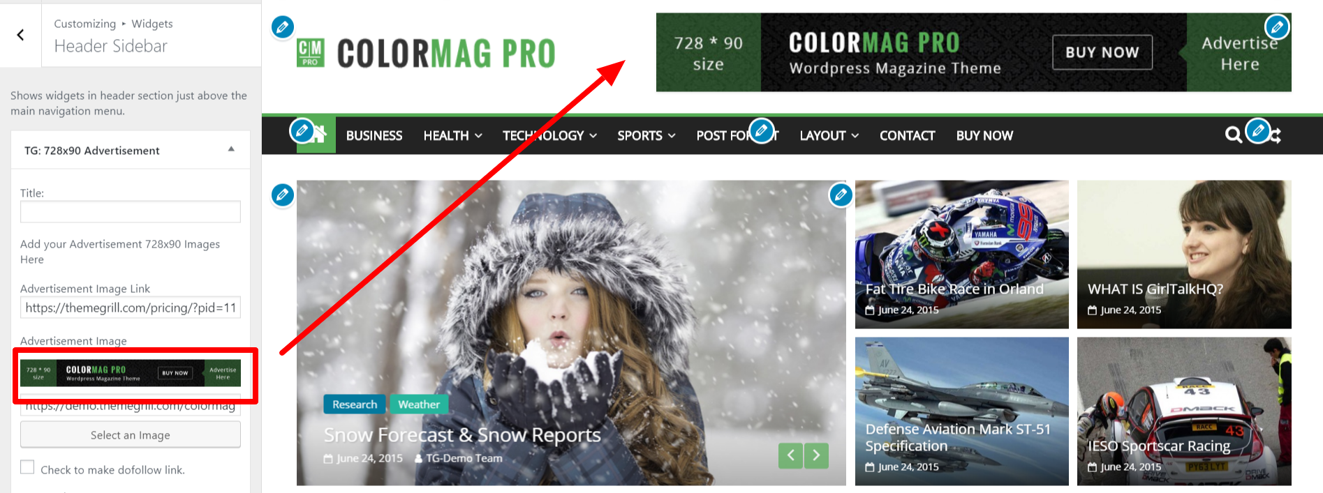 colormag-instruction-header-sidebar